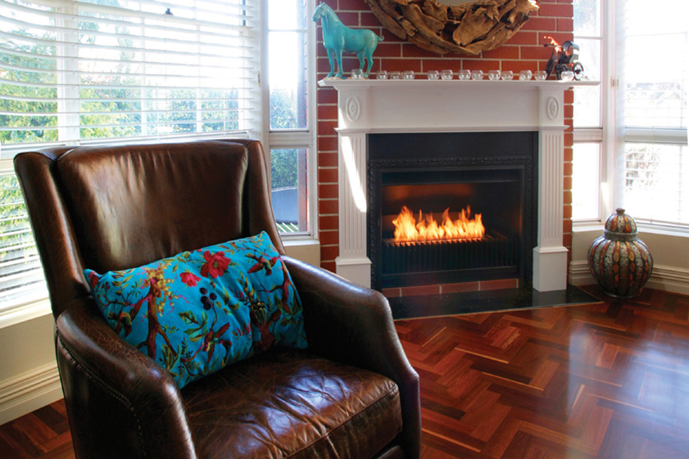ECOSMARTFIRE HOME FIREPLACE GRATES