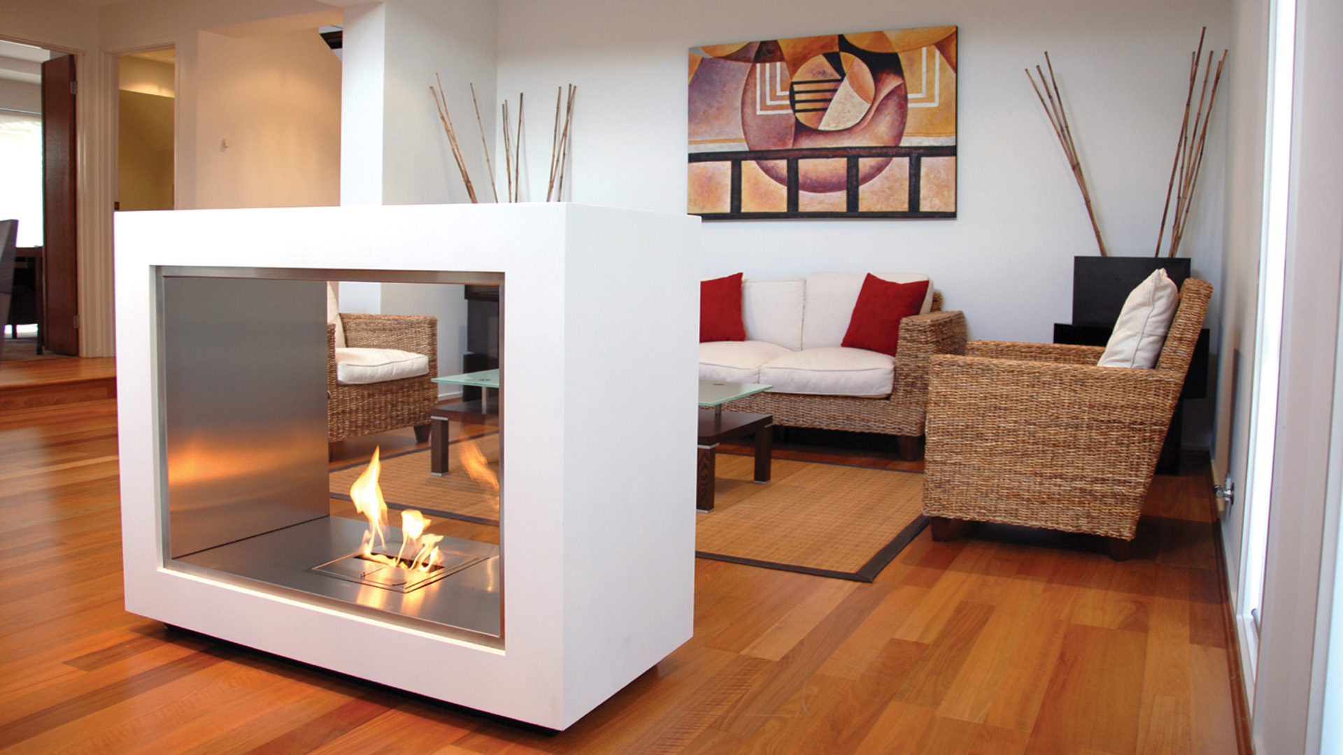 ECOSMARTFIRE HOME DESIGNER FIREPLACES